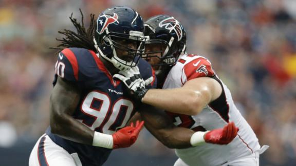Video - Clowney Generating Excitement