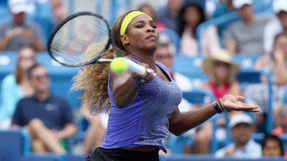 Serena Williams: 'I'm Back'