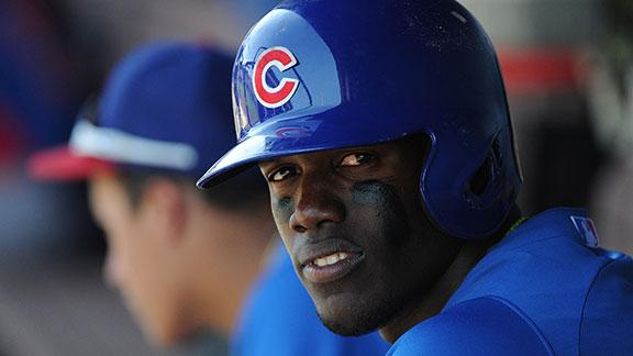 Sources: Cubs to call up OF prospect Soler