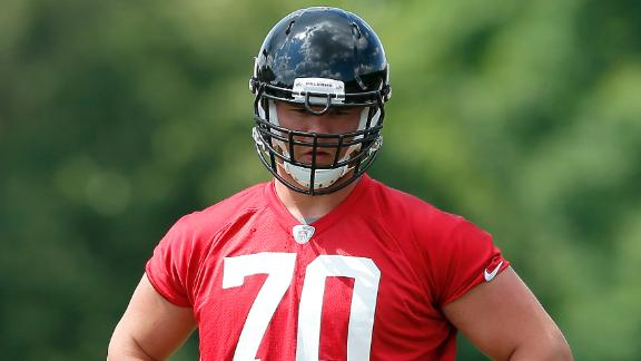 Jake Matthews Moves To LT For Atlanta