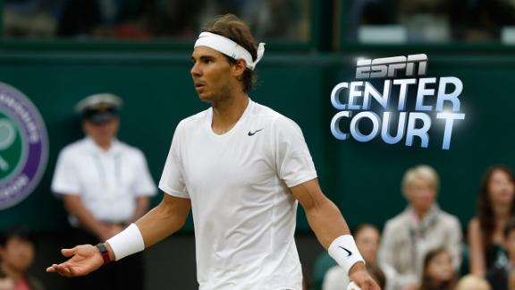 Center Court: Nadal Out Of US Open