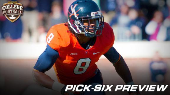 Pick-Six Preview: Virginia Cavaliers