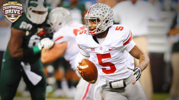 Drive Through: Braxton Miller Latest