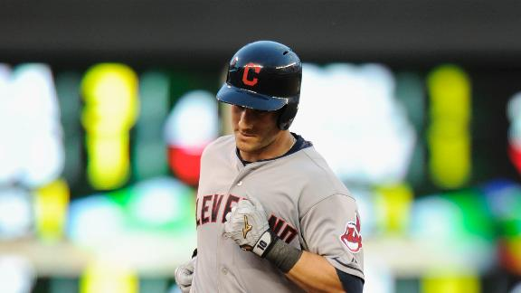 Indians Rally Past Twins