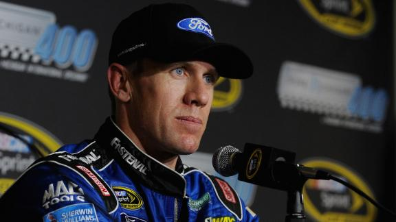 Carl Edwards To Drive For JGR In '15