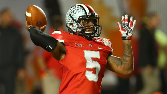 Braxton Miller Out For Season