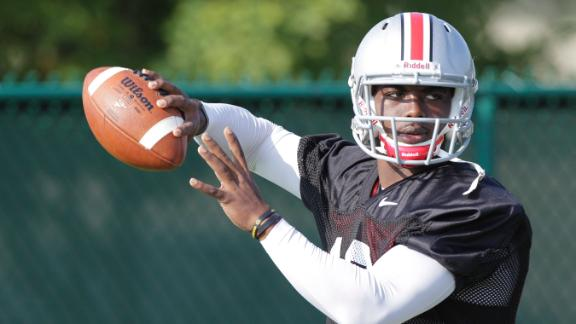 J.T. Barrett To Replace Braxton Miller?