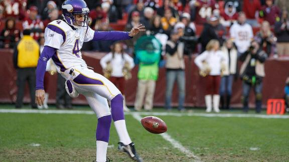 Vikings Settle With Kluwe
