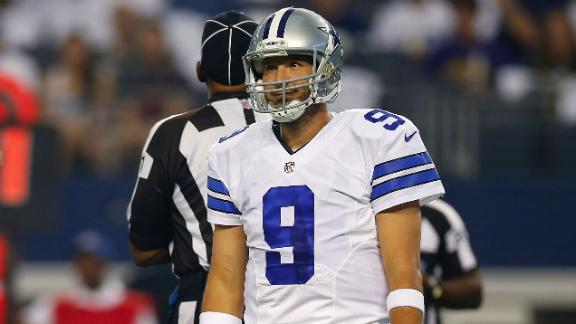 Romo Recovering; Defense Has To Follow
