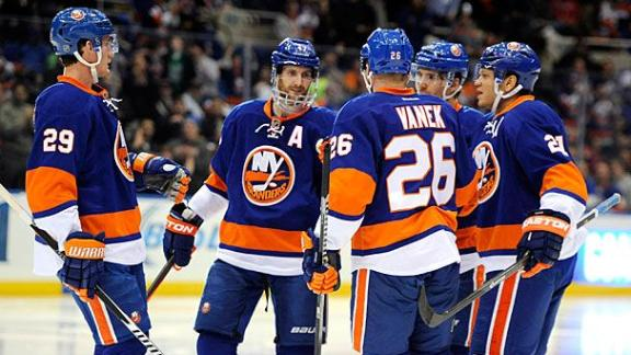 Deal For Transfer Of Islanders Ownership In Place
