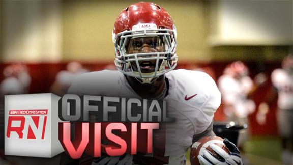 Can Any 2015 Class Catch Alabama?