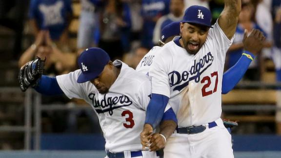 Video - Dodgers Snap Slide