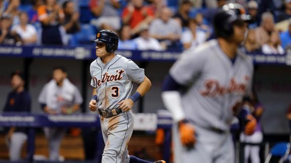 Tigers Top Rays In 11