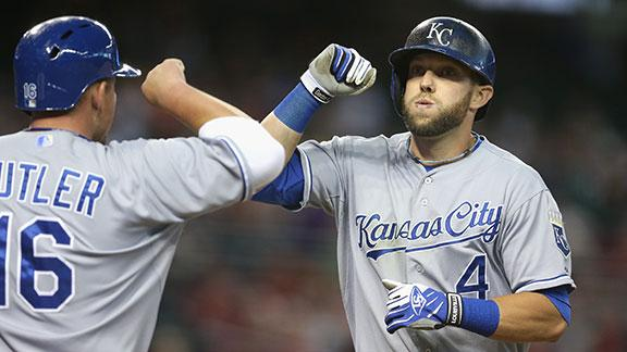 Fantasy Now: Royals Rising