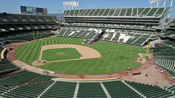 Oakland Stadium Situation Frustrates Selig