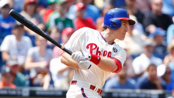 Video - Phillies Rally Past Mariners