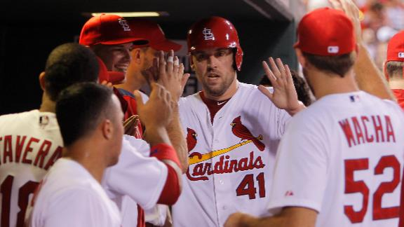 Cardinals Walk Off With Win