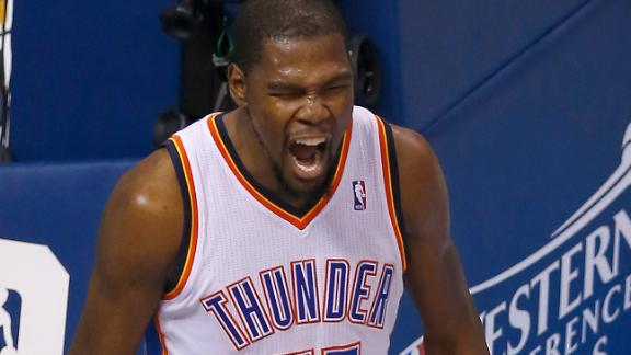 Sources: Under Armour Offers Durant Rich Deal