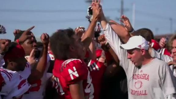 Nebraska Wishes Jack Hoffman Well