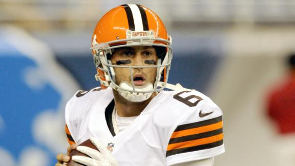 Hoyer The Right Decision For Browns