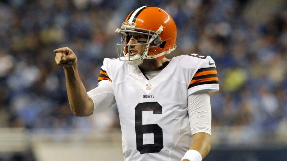 Hard Work Pays Off For Brian Hoyer