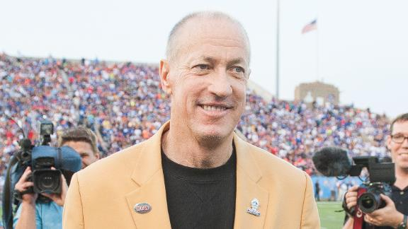 Doctors: Jim Kelly has no evidence of cancer