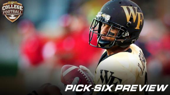 Pick-Six Preview: Wake Forest