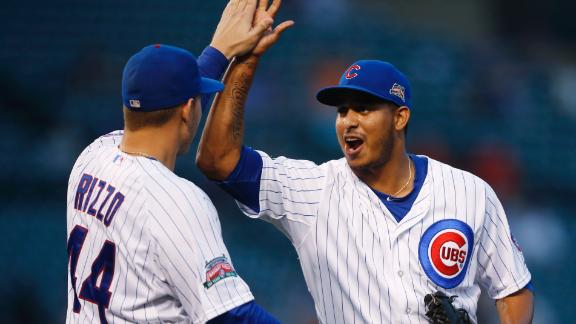 Cubs Withstand Rain, Appeal For The Win
