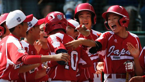 Japan Cruises To Int'l Title Game