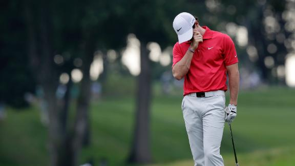 Rory Disappoints In First Round