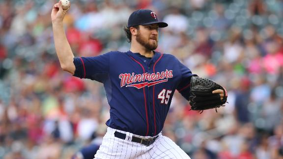 Twins Down Indians To Avoid Sweep