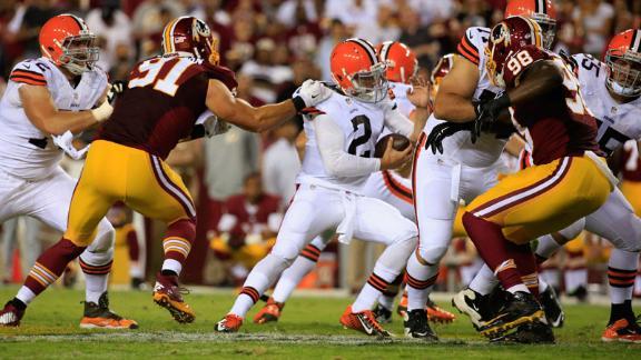 Inside The Huddle: Browns' QB Decision