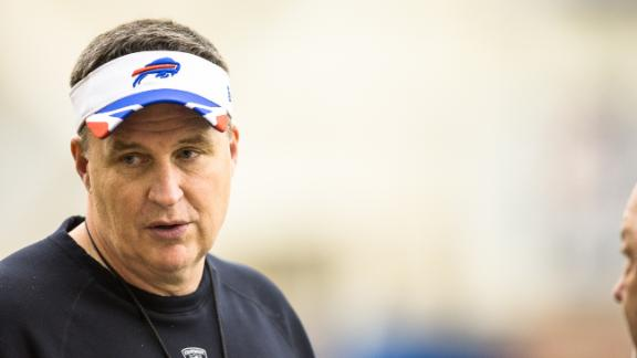 Bills Scuffle At Practice Again