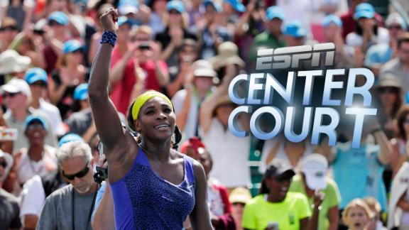 Center Court: Serena's Back