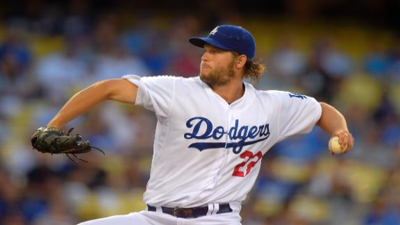 Kershaw Takes No-No Into Sixth