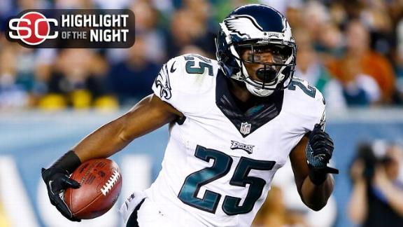 McCoy, Eagles Top Steelers