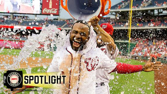 Video - Nationals Walk Off Against D-backs
