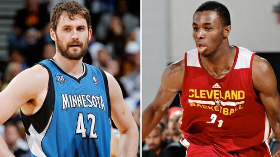 Cavs, Timberwolves, 76ers Agree To Trade