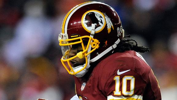 Concerns Over RG III's Style Of Play?