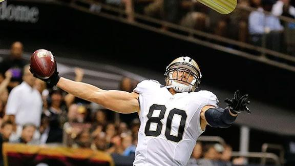 Video - Jimmy Graham Fined $30K For Dunks