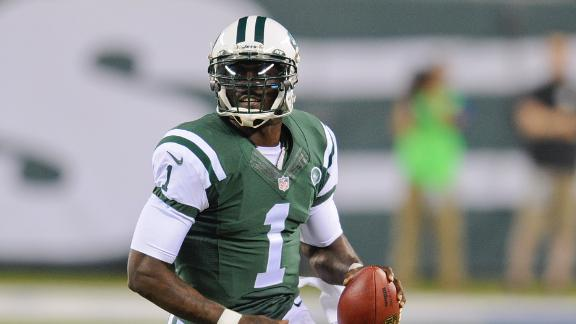 Vick: 'Great For Geno'