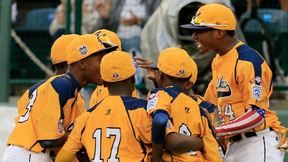 Illinois Reaches LLWS Final