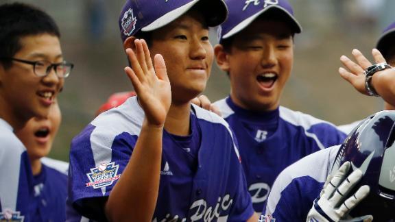 South Korea Reaches LLWS Final