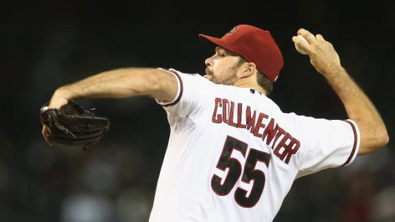 Video - Collmenter Pitches Diamondbacks Past Padres
