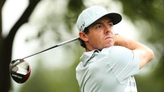 Rory McIlroy On Barclays Performance