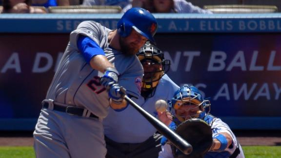 Video - Mets Trounce Dodgers