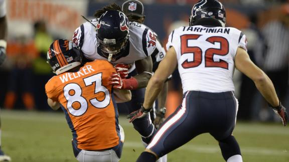 Broncos Will Miss Welker If Absent