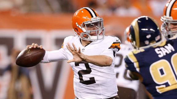 Sam On Sacking Manziel: 'Big Play For Me'