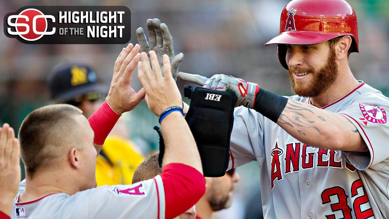Angels Take AL West Lead