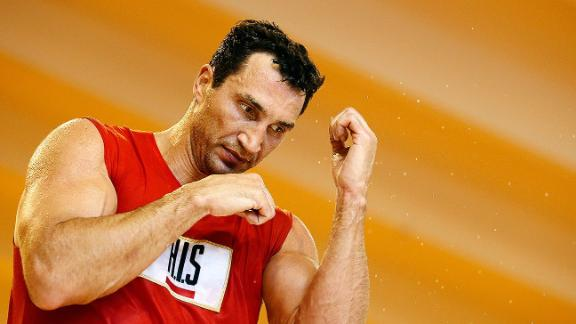 Wladimir Klitschko Title Defense On Hold